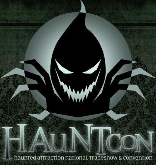 HAuNTcon poster