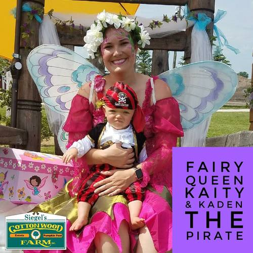 2018 Pixie Fairies & Pirates on the Farm (JUNE 2nd & 3rd) image