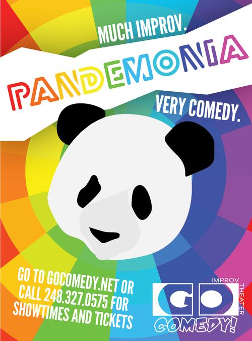 Pandemonia poster