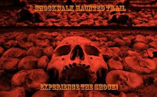 Shockwalk Haunted Trail  poster