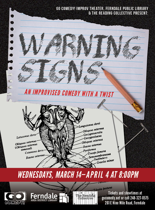 Warning Signs poster