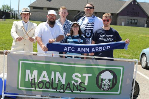 AFC Ann Arbor vs Detroit City FC  image