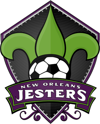 Jesters vs Greenville FC poster