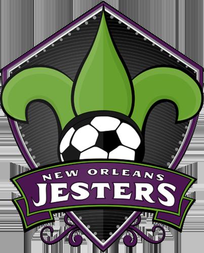 Jesters vs Greenville FC poster