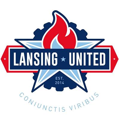 Lansing United vs Michigan Legends (UWS) poster