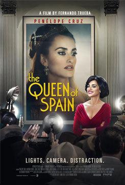 The Queen of Spain: Senate Spanish Language Film Fest poster