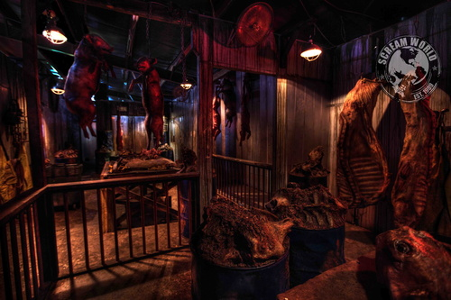 ScreamWorld - Friday the 13th Weekend image