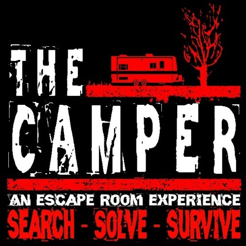 """The Camper"" Escape Room at The Halloween Show! Atlantic City, NJ image"