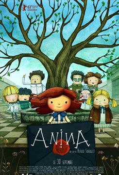 Anina  Family Matinee, Animated poster