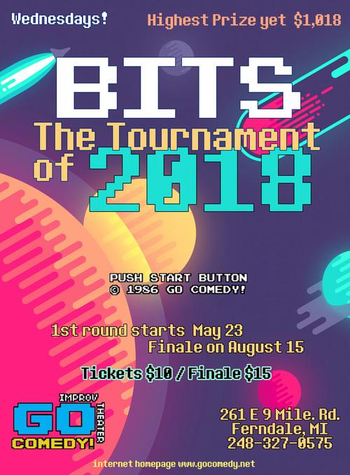 BITS Tournament poster