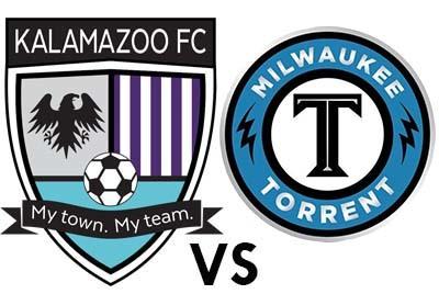 Kalamazoo FC vs. Milwaukee Torrent poster