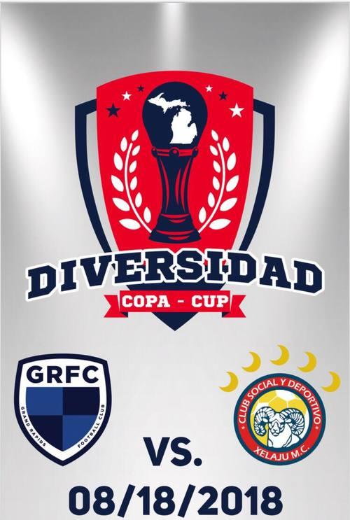 La Copa de la Diversidad poster