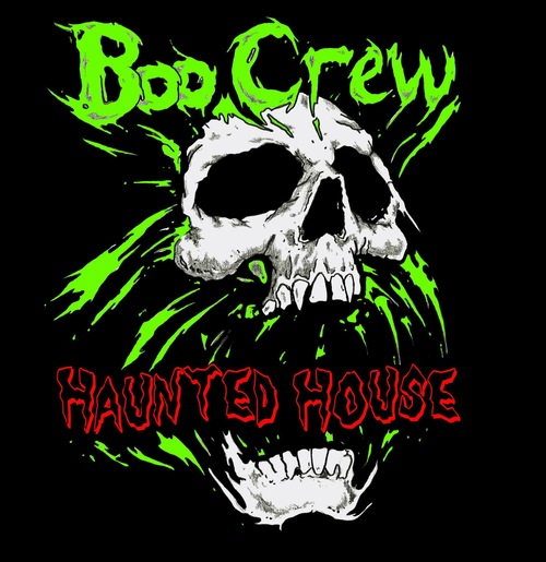 Boo Crew Haunted House and Trail of Lost Souls poster
