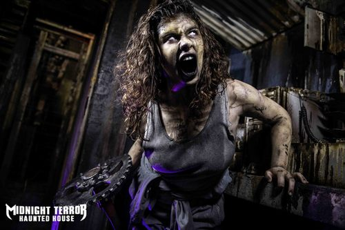 Midnight Terror Haunted House 2018 image