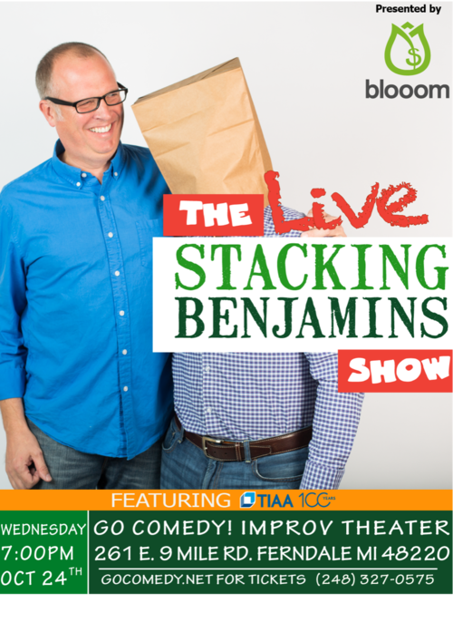 The Live Stacking Benjamins Show poster