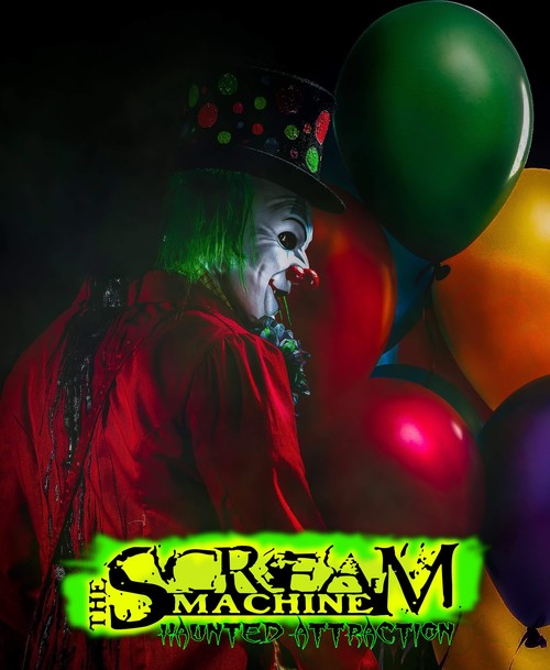The Scream Machine- 2018 Season image