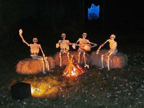 Halloween Haunt-a-way poster