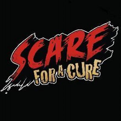 Scare For A Cure 2018 poster