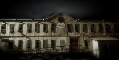 Asylum & Hotel Fear image