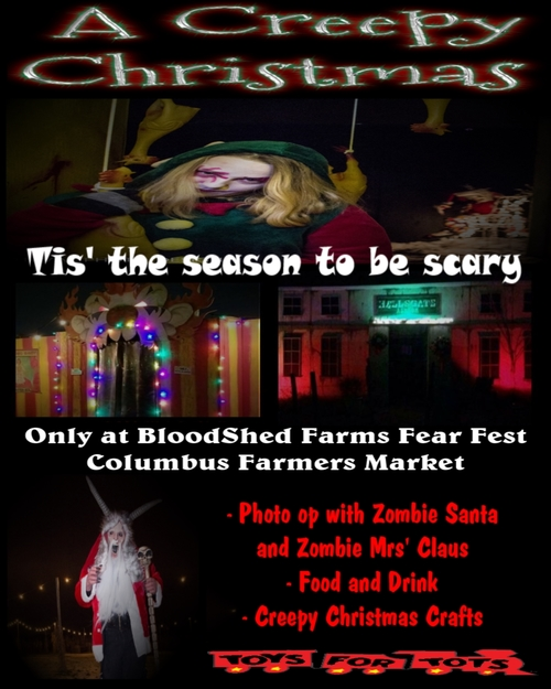 A Creepy Christmas at BloodShed Farms 2018 image