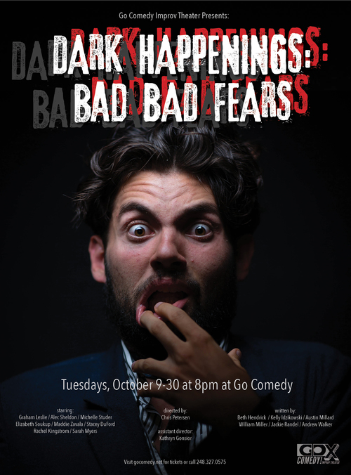 Dark Happenings: Bad Bad Fears  poster