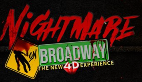 Nightmare on Broadway 2018 poster
