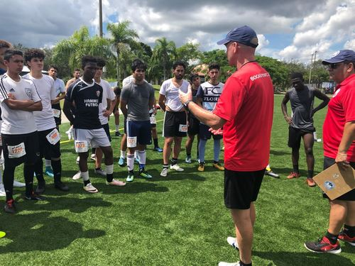 December 2018  Boca Raton FC Open Tryout image