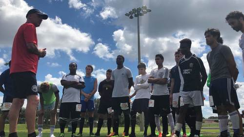 Boca Raton FC  January 2019 Tryout  image