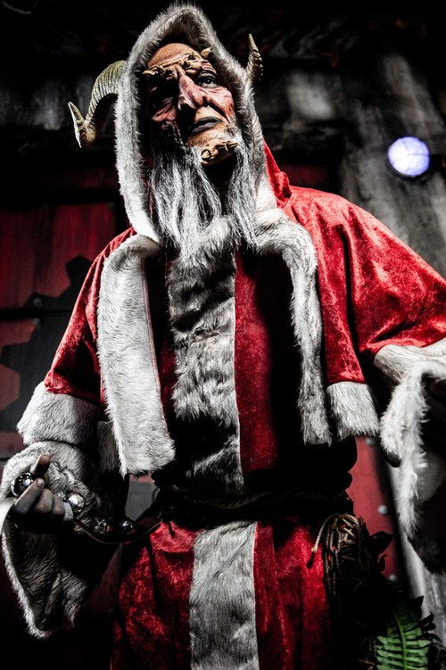 Christmas Fear | An Interactive Christmas Haunted House image