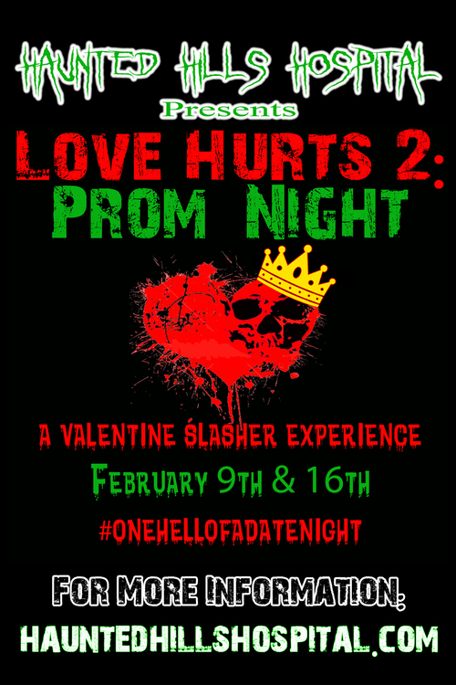 Love Hurts 2: Prom Night poster
