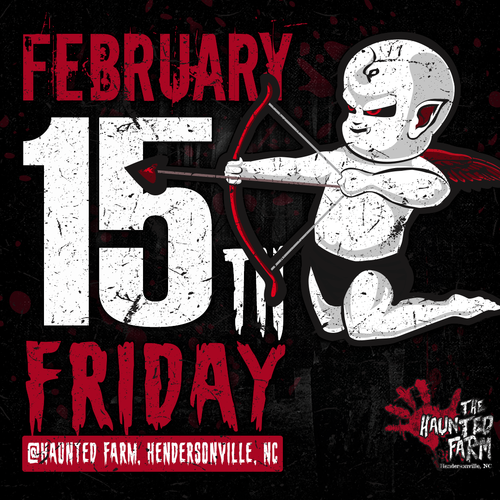 2/15/19 | Friday | LOVE YOU TO DEATH 3!  poster