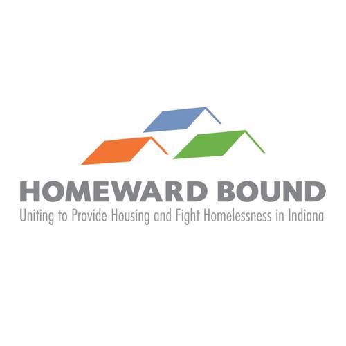 2019 Greater Lafayette Homeward Bound Walk poster