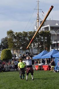 2019 Bakersfield Scottish Games image