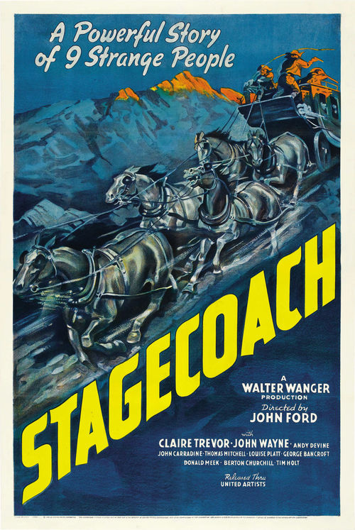 Stagecoach (1939) image