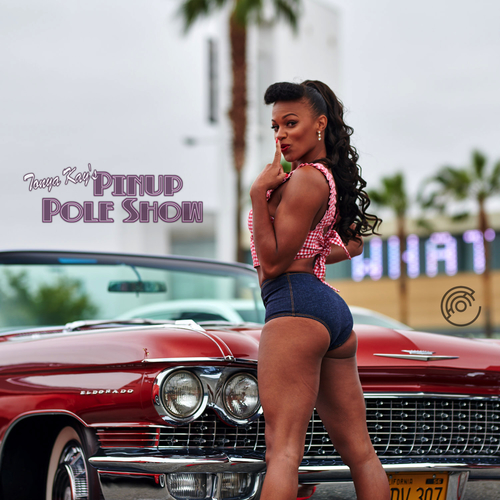 Aug 17th, Pinup Pole Show and classic car cruise-in, North Hollywood image