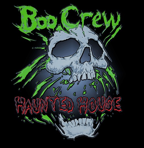 Boo Crew Haunted House and Trail of Lost Souls 2019 poster