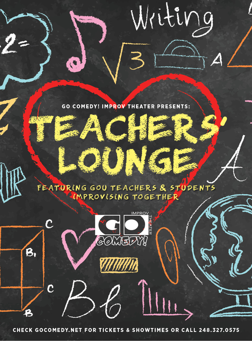 Teachers' Lounge poster