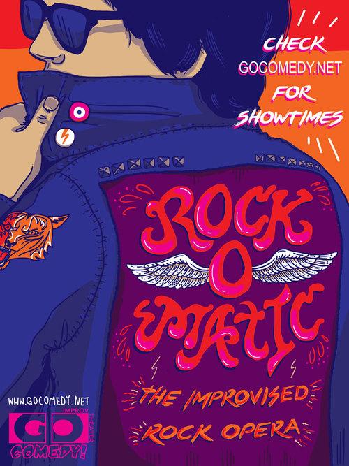Rock O Matic poster
