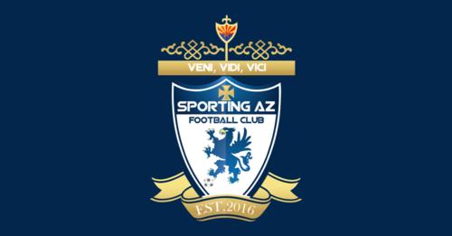 SPORTING AZ FC SHOP poster