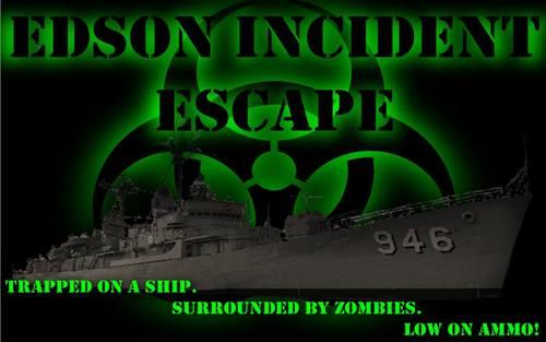 Edson Zombie Escape 2019 poster