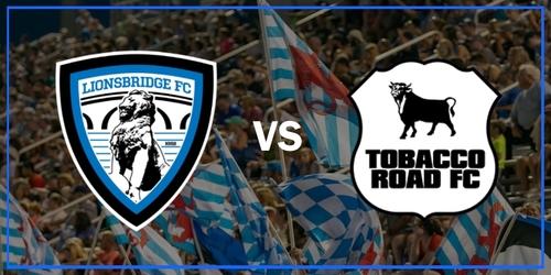 Lionsbridge FC vs Tobacco Road FC (June 15, 2019) poster
