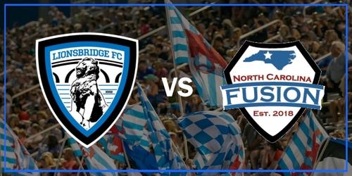 Lionsbridge FC vs N.C. Fusion U23 (June 22, 2019) (Post-Game Fireworks!) poster