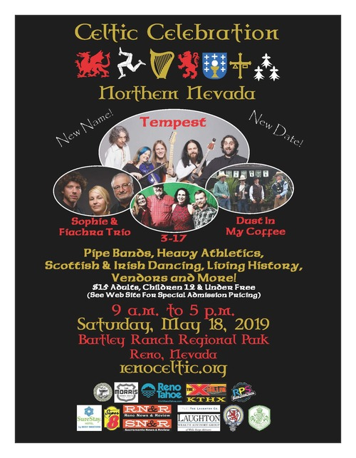 May 16, 2020 | The 29th Annual Northern Nevada Celtic