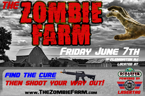 The Zombie Farm poster