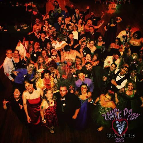QC Zombie Prom 2019 image