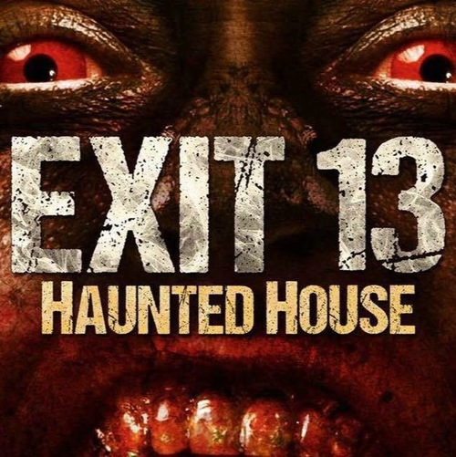 Exit 13 Haunted House 2019 poster