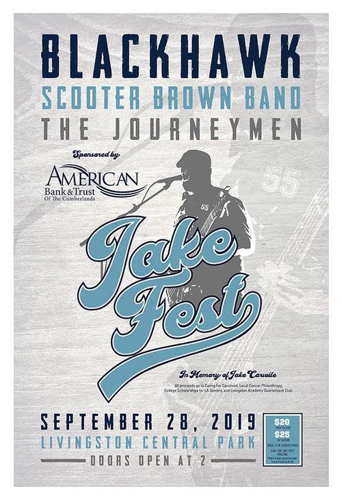 Jake Fest poster