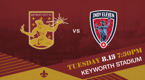 DCFC vs Indy Eleven poster
