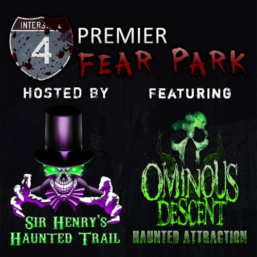 I-4 Fear Park 2019 poster
