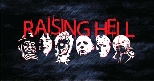 Haunt on Eden: Raising Hell image